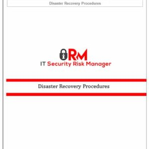 Disaster Recovery Produces